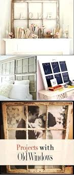 window frame ideas creative projects with old windows o home decorating ideas projects clever window and