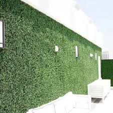 easygrass artificial ivy living wall