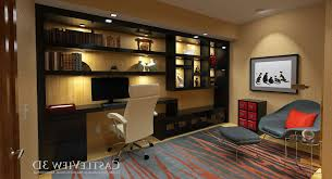 home office study furniture. Home Office : Architectural Renderings From Castleview3d With Regard To Study Furniture D