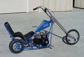 california mini chopper