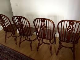 Esszimmer Stühle Eiche Rustikal Landhausstil