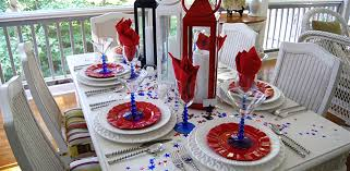 4th of july home decorating ideas