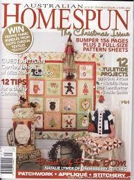 41 best AUSTRALIAN HOMESPUN images on Pinterest | Craft books ... & _Australian Homespun The Christmas Issue - Yolanda Fernández Monge - Picasa  Web Album Adamdwight.com