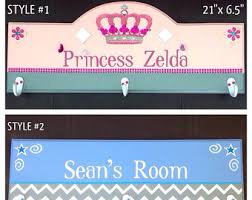 Nursery Coat Rack Princess Coat Rack Etsy 78