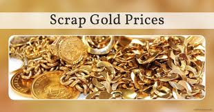 Scrap Gold Prices Uk Gold Price