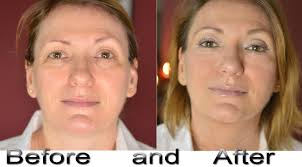 luminess air airbrush makeup tutorial before and after look 10 years younger you