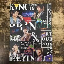 キンプリ ライブ dvd