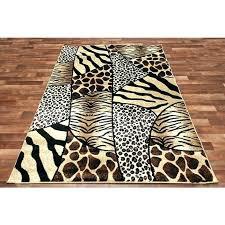 round leopard print rug cheetah rug photo 6 of 9 good animal print rug 6 animal print patchwork rug zebra animal print rug runners for stairs leopard print