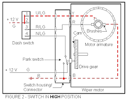 gm wiper motor wiring diagram images lucas two sd wiper motor wiring diagram lucas wiring diagrams