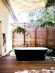 Outdoor Bathtubs To Inspire Your Dream Home MyDomaine