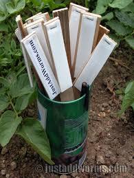 garden labels. Garden Labels In Container