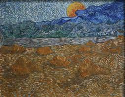 landscape paintings by van gogh articlespagemachinecom by van gogh van gogh u essay heilbrunn timeline of art les alpilles mountain landscape place
