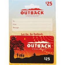 outback gift card balance check photo 1