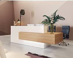 front office table. Reception Desk Office Negozio Hotel Front Furniture Waiting Area Italian Design Table 2