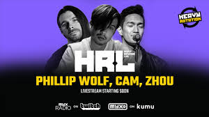 PHILLIP WOLF, CAM, & ZHOU are on HEAVY ROTATION LIVE on TWITCH & KUMU -  YouTube