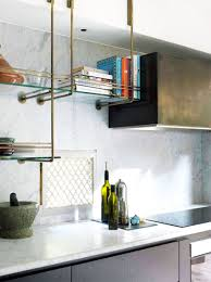 interior design fo open shelving kitchen. This Is A Nice Finish On The Hood If Going Brass. Don\u0027t Care For Shelving\u2026just Looking At Design. Interior Design Fo Open Shelving Kitchen