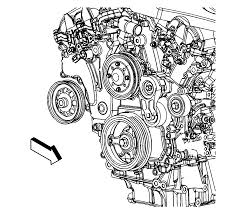 repair instructions on vehicle drive belt tensioner belt tensioner 2007 xl 7