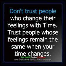 Funny Change Quotes Cool Dont Trust People Who Change Their ...