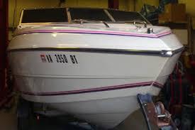 boat striping