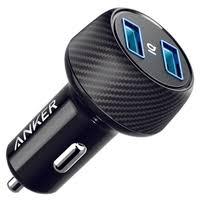 Автомобильная зарядка ANKER PowerDrive 2 Elite — Зарядные ...