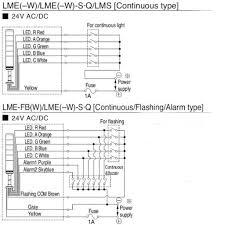 airgrid compatible stack light 60mm signal light tower Stack Light Wiring Diagram patlite lme wiring diagram 855t stack light wiring diagram