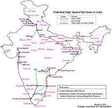 dedicated freight corridor project india