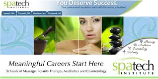 Spa Tech Institute, Schools of Massage, Polarity, Aesthetics and ...