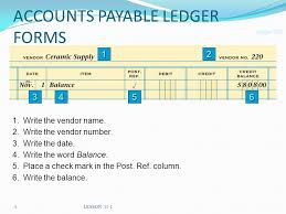 Check Ledgers Posting To General And Subsidiary Ledgers Ppt Download