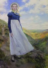 best wuthering heights images wuthering heights  christian birmingham catherine linton illustration for emily bronte s wuthering heights · illustration artillustrationsemily brontewuthering