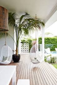 outdoor patio with hanging egg chair comfort the whole space chairs nz south africa full size