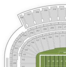 Michigan Stadium Seating Chart Row Numbers Download Buffalo Bills Seating Chart Find Tickets Seat
