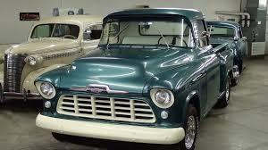 1956 Chevrolet 3100 Pickup V8 Nicely Restored - YouTube