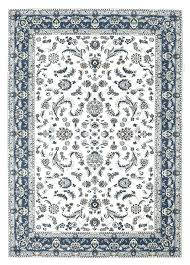 faded blue oriental rug white traditional rugs pal area