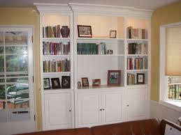 furniture enchanting white bookshelves target for inspiring