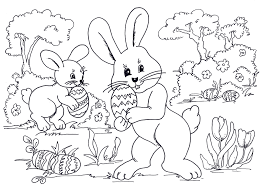 Easter Coloring Pages For Adults Collection Free Coloring Books