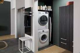 Toutes nos idées d'aménagement pour votre garage et cellier Ou Installer Son Meuble Pour Buanderie Mobalpa