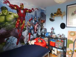 Marvel Bedroom Accessories Dulux Marvel Avengers Bedroom In A Box Officially Awesome