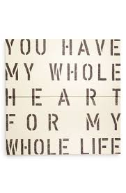 Sugarboo Designs Sugarboo Designs My Whole Heart Wooden Wall Art Nordstrom