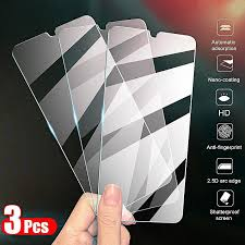 Screen Protector Film <b>3Pcs Tempered Glass</b> For Xiaomi Redmi 9A ...