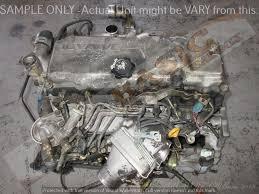 TOYOTA DYNA -15B 4.1L TURBO DIESEL 16V Engine | Junk Mail