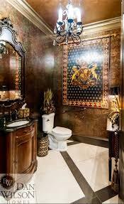 Old World Mediterranean Italian Spanish  Tuscan Homes  Decor - Mediterranean style bathrooms