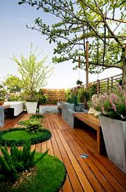 Small Picture 25 Beautiful Rooftop Garden Designs To Get Inspired Privacy