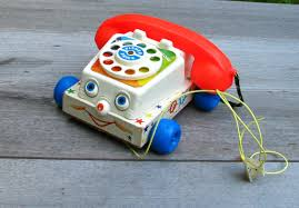 Fisher price toy vintage