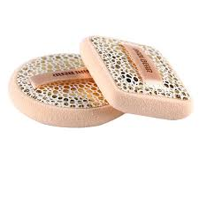 <b>2Pcs</b>/<b>set</b> Professional soft sponge <b>makeup</b> facial Round Shaped ...