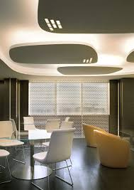 Interior:Creative House Loft Exposed Design Without Ceiling Idea  Interesting Exposed Ceiling Design Idea