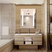 sasha alexandra led backlitlighted bathroom mirror 30 x 42 24x36 bathroom mirror c92