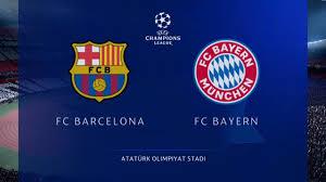 Web oficial del fc barcelona. Fifa 20 Fc Barcelona Vs Fc Bayern Uefa Champions League Final Youtube