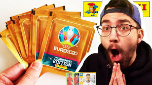 Panini uefa euro 2020 mega starter pack. Panini Uefa Euro 2021 Tournament Sticker Youtube
