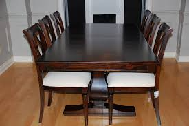 Stylish Solid Wood Dining Room Tables With Other