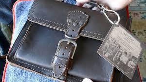 Saddleback <b>Leather</b> - <b>LEATHER TABLET</b> BAG in 4k UHD - YouTube
